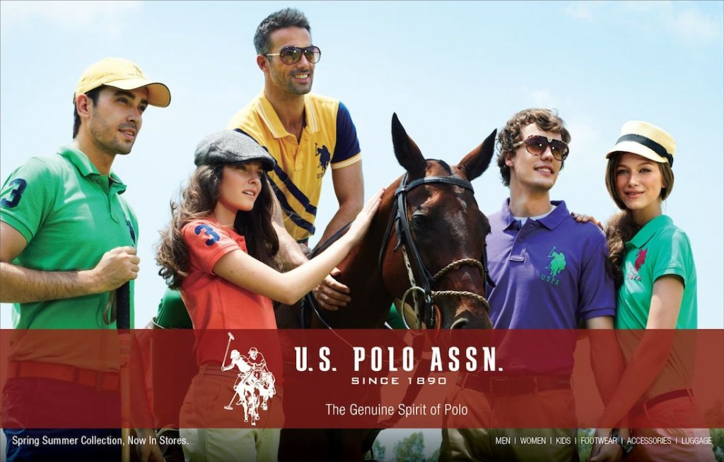 U.S. Polo Assn Since 1890